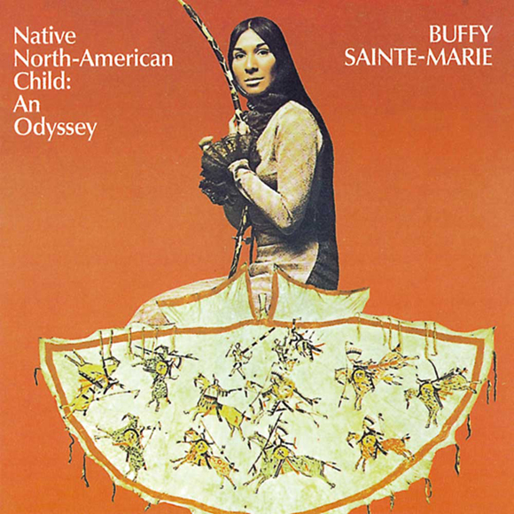 Native North American Child